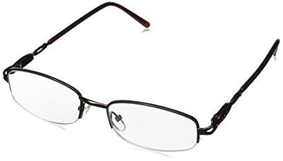 Cougar Shatter Proof Bifocal Reader Semi-Rimless Sunglasses