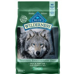 Blue Buffalo Wilderness Duck Recipe 4.5 lb bag