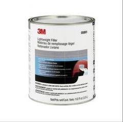 3M 05801 Lightweight Body Filler- 1 Gallon