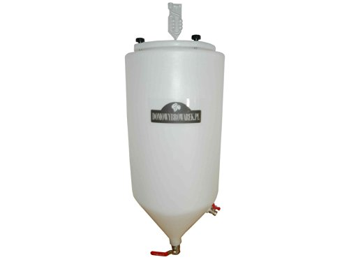 Conical Fermenter 80 L Winemaking Homebrewing Beer Wine (Conical Beer Fermenter compare prices)
