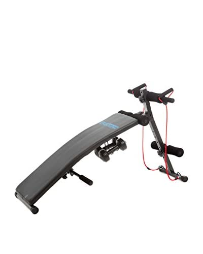 Fytter Ab-Bench Gym Multiejercicios RB002 Negro
