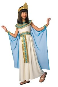 Cleopatra Child Costume Size Large