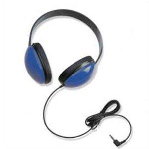 Califone Listening First Stereo Headphones - Blue