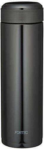 和平フレイズ 水筒 サースティマグボトル 800ml フォルテック・パーク ブラック FPR-6196