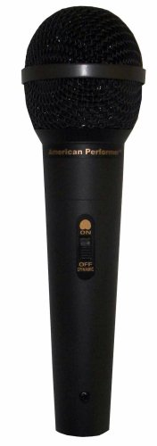 Nady American Performer Microphone With Xlr To 1/4 Cable