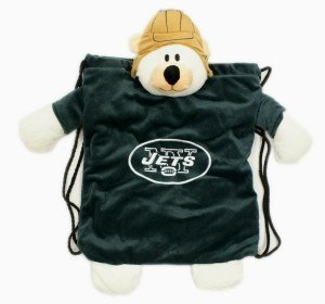 New York Jets NFL Backpack Pal at Amazon.com