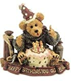 Boyds Bears G. M. Bearenthal Happy Birthday You Old Bear #228321