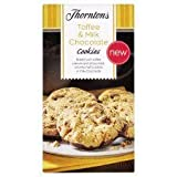 Thornton's Toffee & Milk Chocolate Cookies 175G