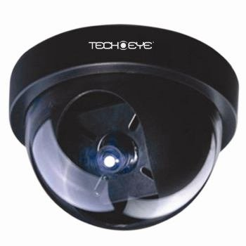 Techeye KDP-H366S25 480TVL Dome CCTV Camera