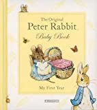 Beatrix Potter The original Peter Rabbit baby book - my first year