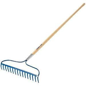 "Garden Rakes - 16-3/4"" kodiak forgedbow rake"
