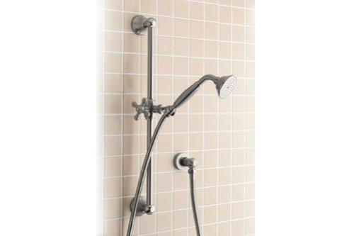 PBV Trim with Diverter /& Rough Hansgrohe KST04448-28443-12PC-2 Croma Shower Faucet Kit with Tub Spout Chrome