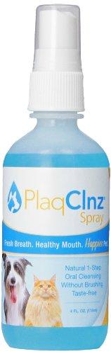 PlaqClnz Pre-Treatment Spray, 4-Ounce