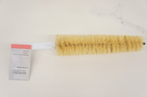 Genuine Audi Accessories ZAW911630 Wheel Brush