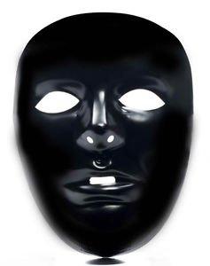 Black (Lego Head Costume Ebay)