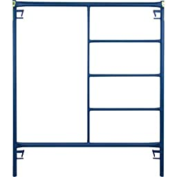 Metaltech Mason Scaffold Frame Section - 60In.W x 76In.H, Model# M-MF7660PS-A