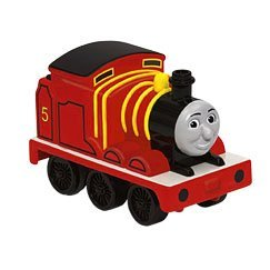Thomas & Friends Preschool Pullback Racer James