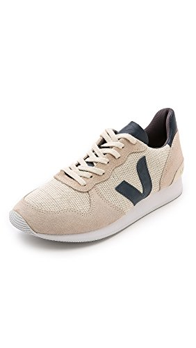 Veja  Holiday Low,  Sneaker donna Ivoire (Jute Natural Sable Nautico) 46