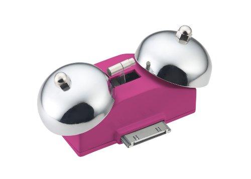 NOA iBell mini アイベル ミニ  Wakeup Alarm for iPhone ベルアラーム N-015 PK ピンク N-015 PK