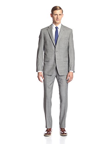 Simon Spurr Men's Slim Fit Suit