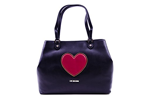 Love Moschino Borsa New Lamb Pu Nero