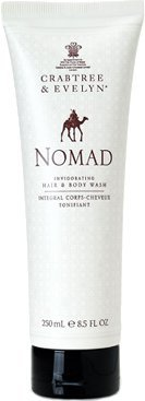 Crabtree &amp; Evelyn Nomad - Invigorating Hair &amp; Body Wash
