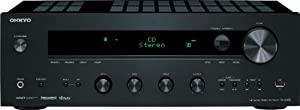 Onkyo TX-8050 Network Stereo Receiver (Black)