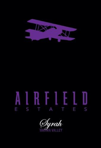 2012 Airfield Estates Syrah Yakima Valley 750Ml