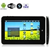Alcoa Prime QYMID712 Black, 7. 0 Inch Touch Screen Android 2. 3 Version Tablet PC With WIFI, RJ45 / 2 USB Ports...