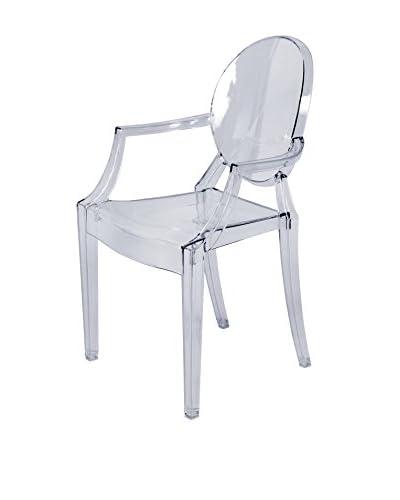 Control Brand Children Casper Chair, Clear