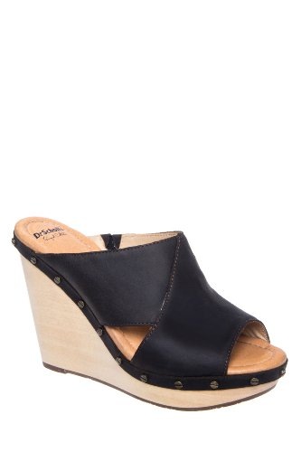 Dr. Scholl's Original Collection Farida High Wedge Slide Sandal