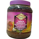 Pataks Original Tikka Masala Indian Curry paste Medium 2.3kg