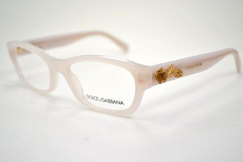 New Dolce&Gabbana D&G DG 3150 501 Black Frame Plastic Eyeglasses