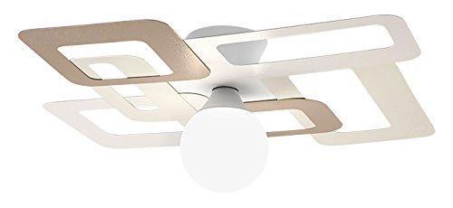 gibas-kuadra-lampada-da-parete-e-soffitto-metallo-beige-marrone-bianco