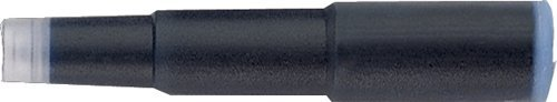 Cross 8920S Étui de 6 Cartouche pour Stylo à Plume Encre Bleu Lot de 6