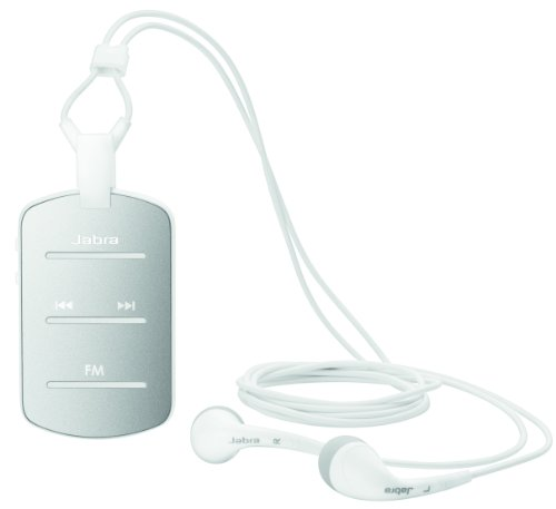 Jabra TAG Wireless Bluetooth Stereo Headset, White Jabra Bluetooth Headsets autotags B00BY5GVPI