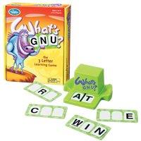 ThinkFun What's Gnu
