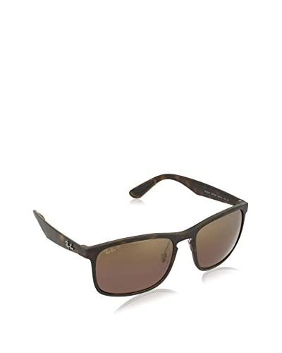 Ray-Ban Sonnenbrille Polarized 0RB4264 (58 mm) havanna