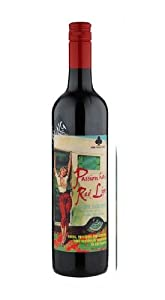 Passion Has Red Lips, Cabernet Shiraz Some Young Punks 2012 14% 75cl