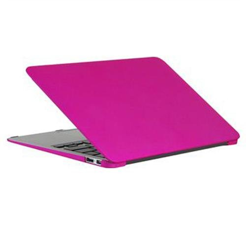 Incipio MacBook 11-inch feather Ultralight Hard Shell Case - Matte Iridescent Pink (11 Inc Macbook Air Sleeve Pink compare prices)
