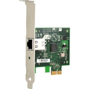 Ethernet Card Gigabit on Allied Telesis At 2912t Gigabit Ethernet Card   Y88290  Electronics