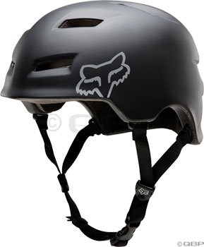 Fox Racing FOX Transition Hard Shell Helmet, Matte Black, Small