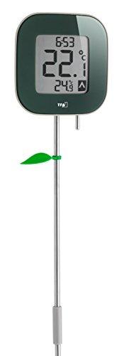 Dostmann digitales Gartenthermometer Fiora 30.2029.04