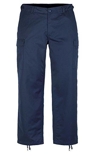 Brandit -  Pantaloni  - cargo - Uomo Blu - Navy XXXXX-Large