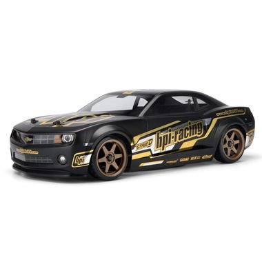 HPI Racing 17543 2010 Chevrolet Camaro Body (200mm) Picture