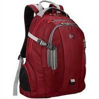 Victorinox Swiss Army Inc. Swissgear Commute Backpack Red