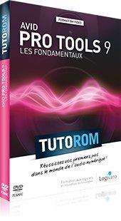 Tutorom Avid Pro Tools 9 – Les fondamentaux (Tutoriel sur DVD par Christophe Lizot)