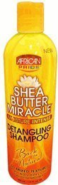 African Pride Shea Butter Miracle Detangling Shampoo 355 ml by African Pride