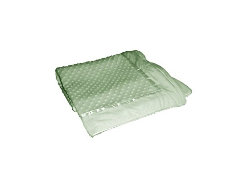 Baby Doll Heavenly Soft Crib Comforter, Sage