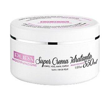 Pupa multifunzione super crema idratante per tutti i tipi di pelle - viso, corpo, capelli, mani 350 ml
